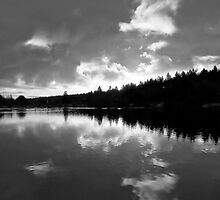 Lake by ChrisMillsPhoto