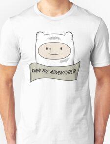 Fin The Adventurer Unisex T-Shirt