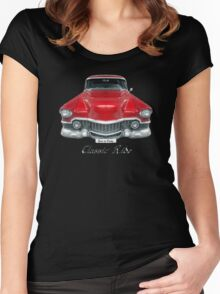 Classic Ride T-Shirt Women's Fitted Scoop T-Shirt