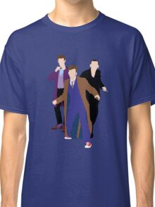 The New Who Doctors Classic T-Shirt