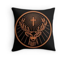 Jagermeister Throw Pillow