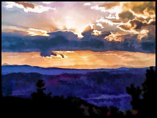Colorado Sunset by tvlgoddess