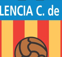 Valencia  Sticker