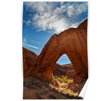 Broken Bow Arch Poster