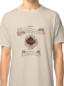 Marauders - Up to No Good & Managing Mischief Since 1971 Classic T-Shirt