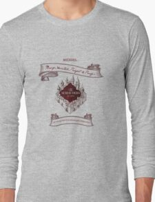 Marauders - Up to No Good & Managing Mischief Since 1971 Long Sleeve T-Shirt