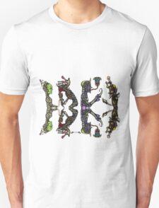 Double Quadruple Automatons Unisex T-Shirt