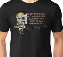 William S Burroughs 'Cut Up' Inspired Tee Unisex T-Shirt