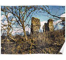 Lochore Castle Poster