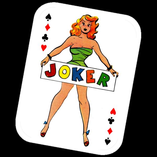Joker is Wild II by sashakeen