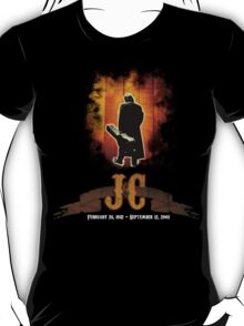 The Man In Black - Johnny Cash T-Shirt