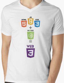 For Every Web Developer Mens V-Neck T-Shirt