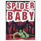 Spider Baby by sashakeen
