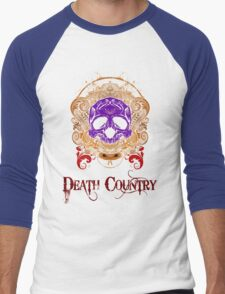 Death Country - Music for the Morbid Men's Baseball ¾ T-Shirt
