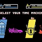 Select Your Time Machine V1 by thehookshot