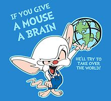 Give a Mouse a Brain by thehookshot