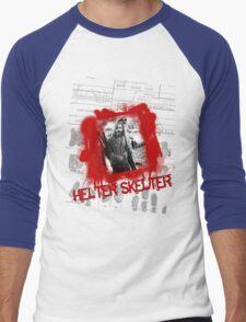 Charlie Manson Helter Skelter Tee Men's Baseball ¾ T-Shirt