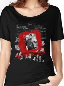 Charlie Manson Helter Skelter Tee Women's Relaxed Fit T-Shirt