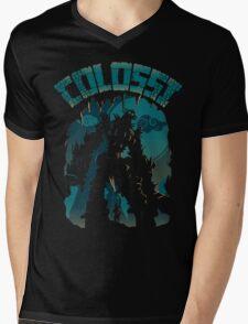 Colossi Mens V-Neck T-Shirt