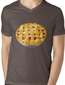 Good Old Apple Pie Mens V-Neck T-Shirt
