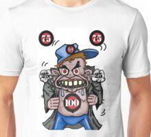 Crazy Guy Unisex T-Shirt