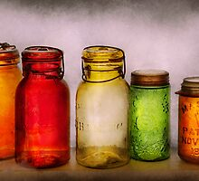 Hobby - Jars - I'm a Jar-aholic  by Mike  Savad