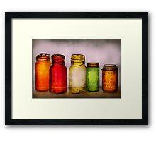 Hobby - Jars - I'm a Jar-aholic  Framed Print