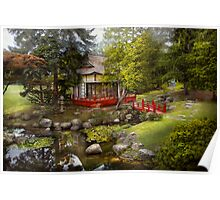 Architecture - Japan - Tranquil moments  Poster
