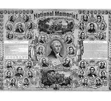 The Great National Memorial -- American Presidents by warishellstore