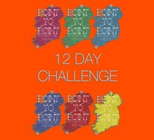 12 Day Challenge Kids Clothes