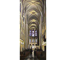 Notre Dame Photographic Print