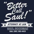 Better Call Saul - Breaking Bad by flowland
