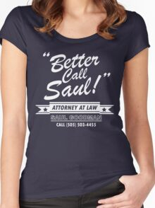 Better Call Saul - Breaking Bad Women's Fitted Scoop T-Shirt