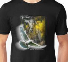 spirit of the white raven Unisex T-Shirt