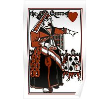 Alice In Wonderland; A Play. Queen of Hearts Poster