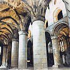 Dunfermline Abbey by GraemeHeddle