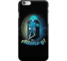 ALLONS-Y!!! iPhone Case/Skin
