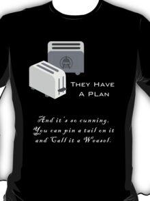 Frak Toasters T-Shirt