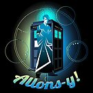 ALLONS-Y!!! by karmadesigner