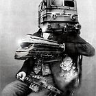 Train Engineer. by - nawroski -
