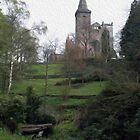 Dunfermline Abbey, Fife by GraemeHeddle