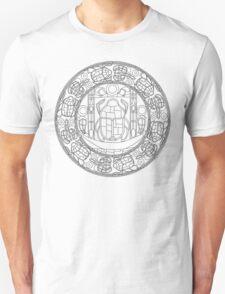 Resurrection Mandala - Color-Your-Own Clothing T-Shirt