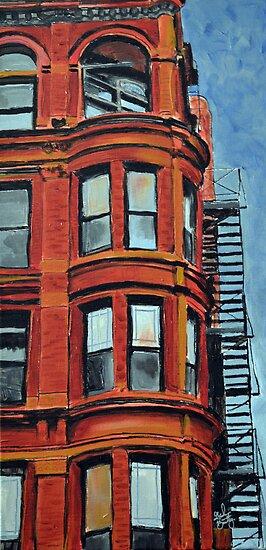 Detroit Loft by Graham Beatty