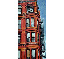Detroit Loft Photographic Print