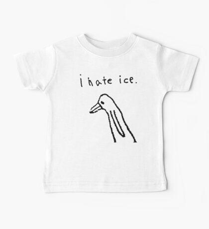 i hate ice. Baby Tee