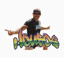 Housos Paul French Logo Clothing & Stickers by iamjt