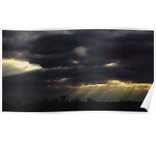 Untitled ( Sunbeam*) Poster