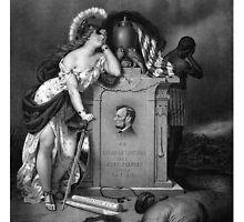 Abraham Lincoln -- In Memoriam by warishellstore