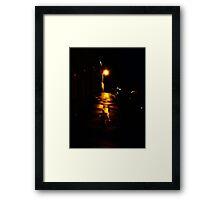 Lighting the Way Framed Print