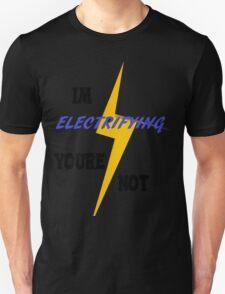 Electrifying Unisex T-Shirt